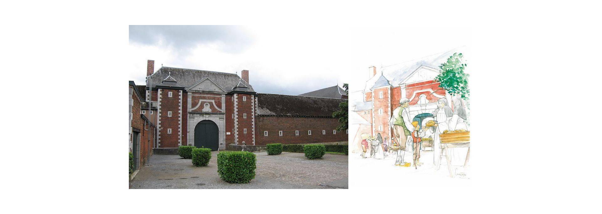 Abbaye de la Paix-Dieu