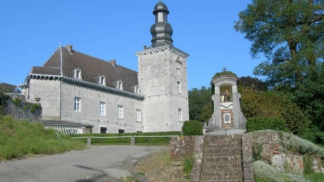 Château de Fumal à Braives