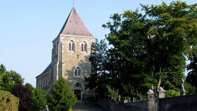 Kerk van Fexhe-le-Haut-Clocher