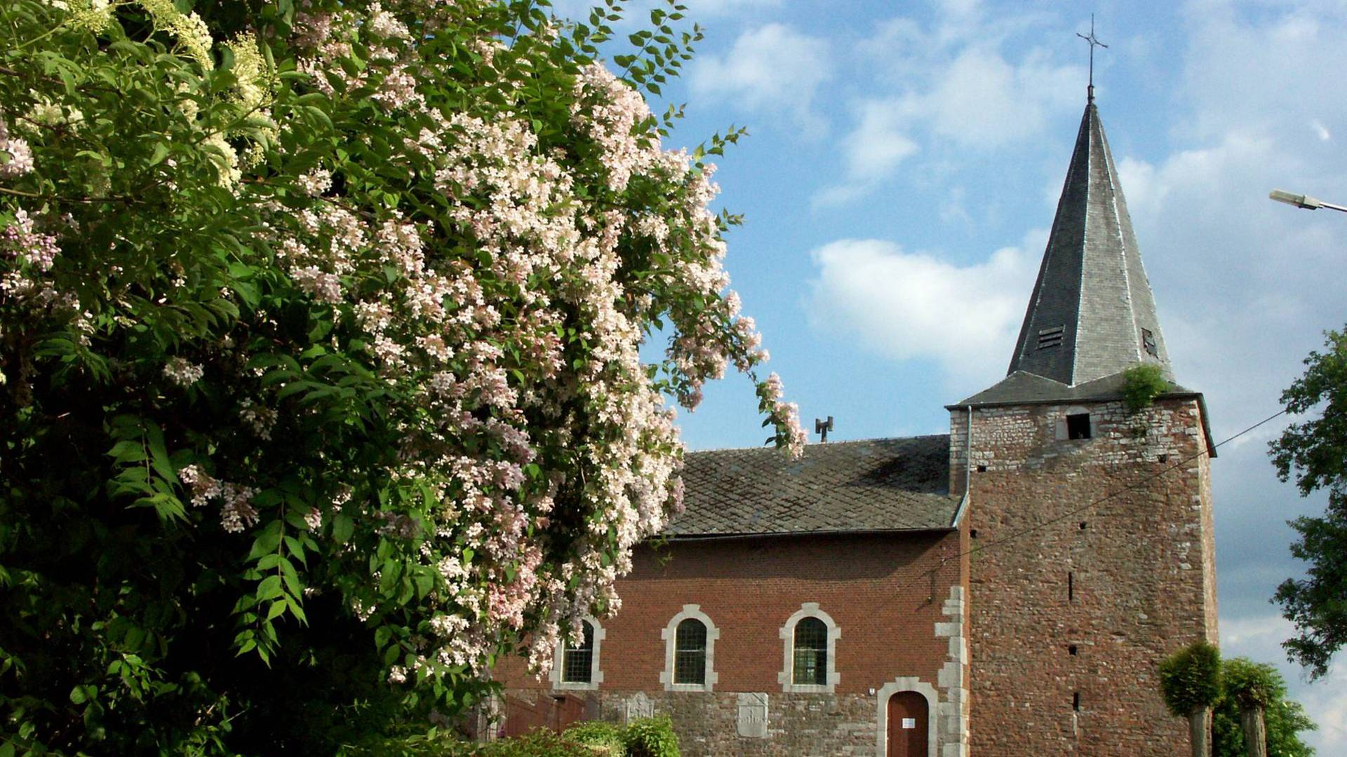 Kapel Saint-Sulpice in Aineffe
