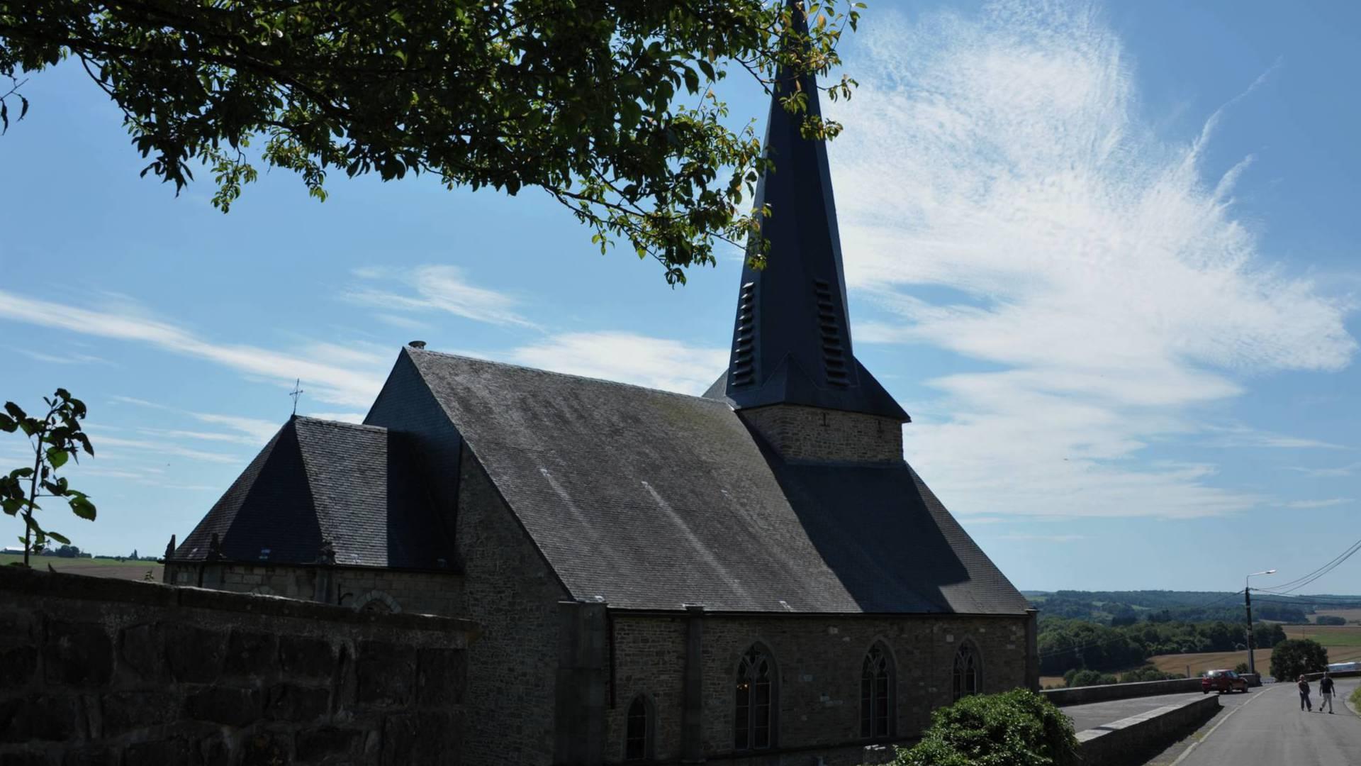 Kerk van Grand Marchin