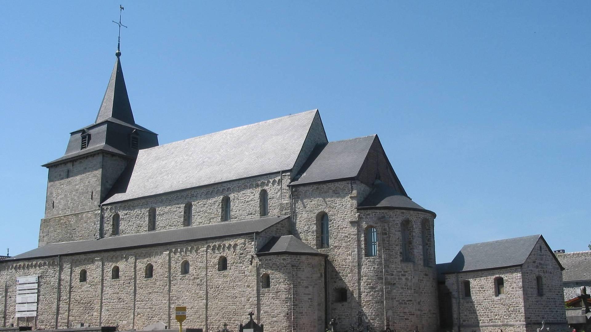 Kerk van Ocquier