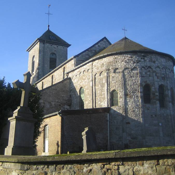 Eglise Saint Lambert de Bois