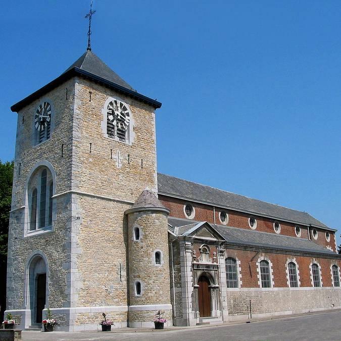 Kerk van Saint-Georges-sur-Meuse