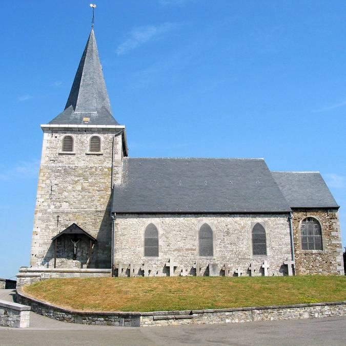 Saint-Martin kerk in Villers-le-Bouillet